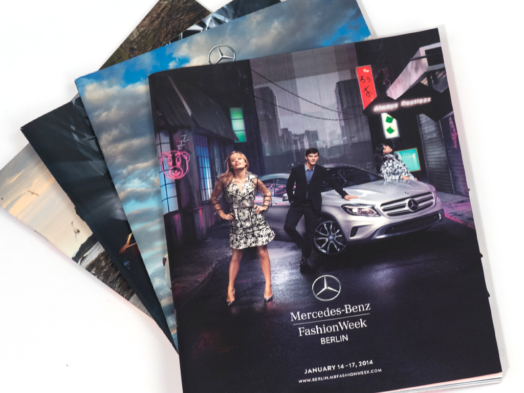 Mercedes-Benz Fashion Week 1